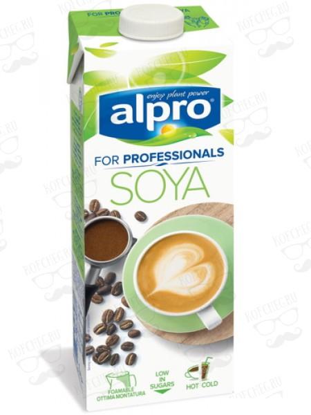 Молоко Соевое Alpro 1л