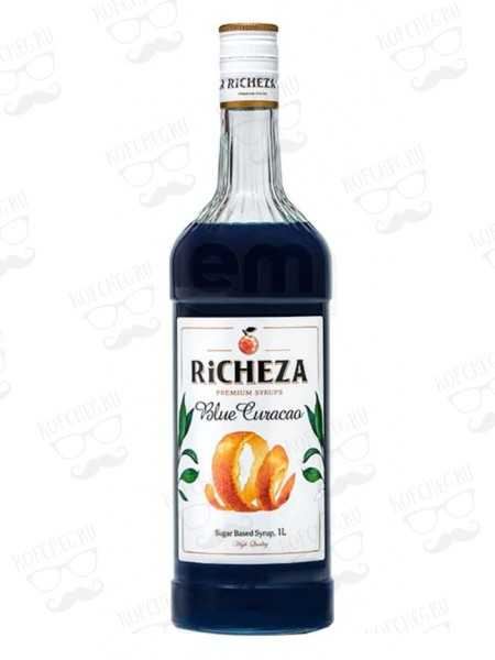 Сироп Блю Кюрасао Richeza 0,3 л.