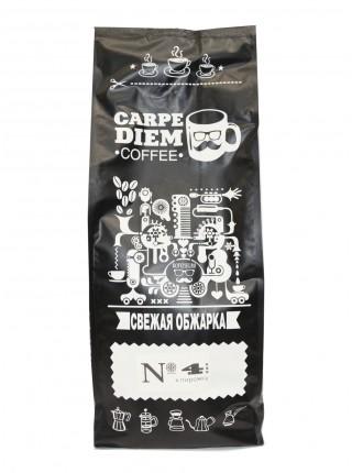 Кофе Carpe Diem №4 60/40