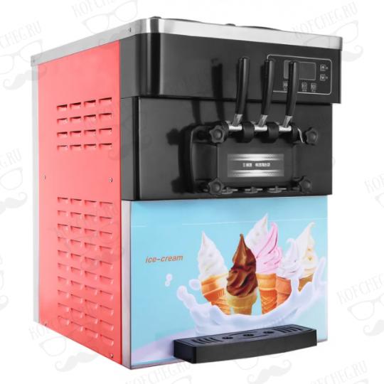 Машина для производства мягкого мороженого CY-826T