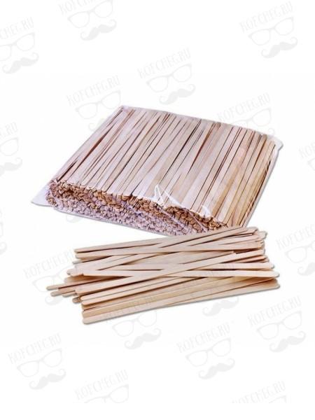 Размешиватель деревянный 140 мм