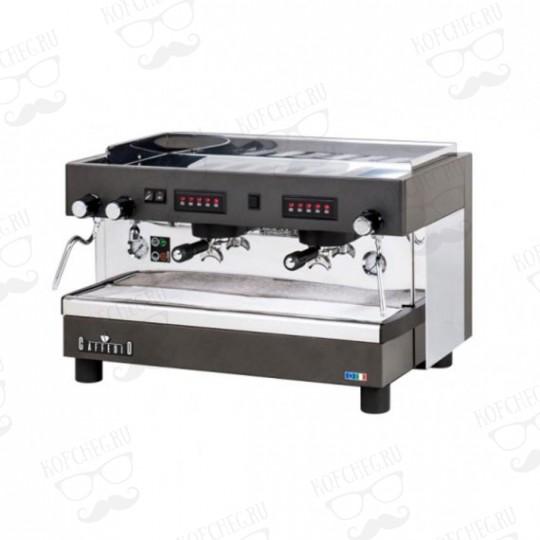 Кофемашина Magister ES 100 HRC 2 GR Grey (автомат)