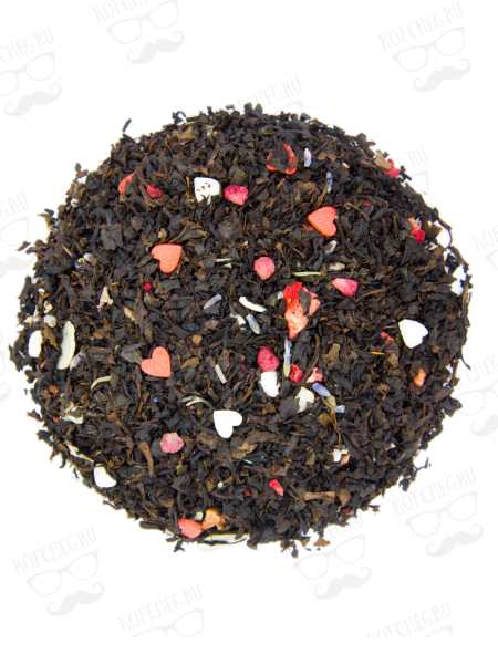 Аромат любви Чай на основе черного