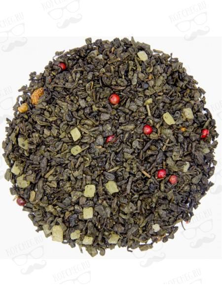 Барбариска Чай на основе зеленого