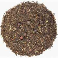 Таежный Чай на основе черного и пуэра