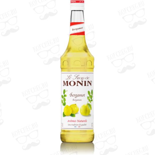 Сироп Monin Бергамот 0,7 л