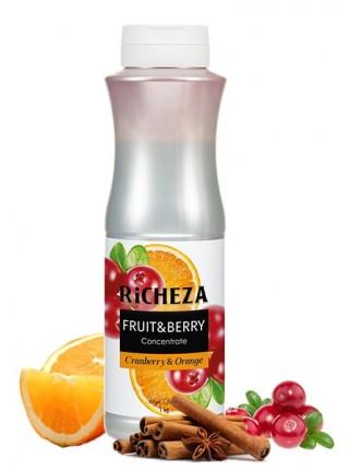 Основа для напитка Клюква-Апельсин 1кг.