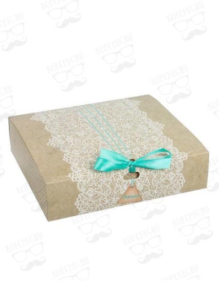 """Коробка  """"Ажур"""""""