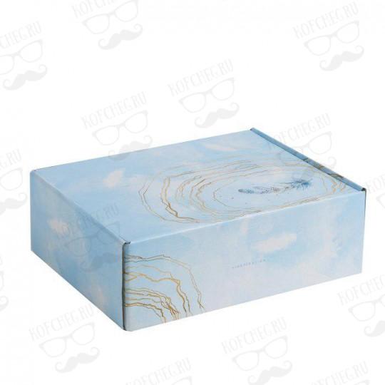 """Коробка  """"Перо"""" 27*21*9"""