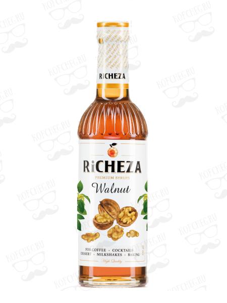 Сироп Грецкий орех Richeza 0,3 л.
