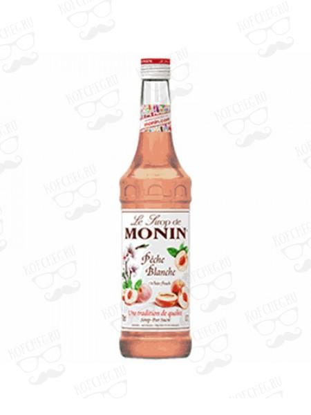 Сироп Monin Белый Персик 0,7 л