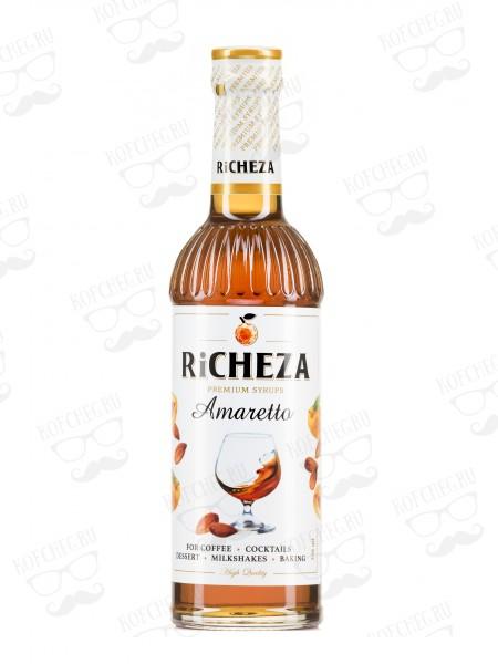 Сироп Амаретто Richeza  0,3 л