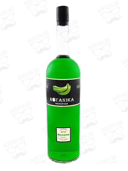 Сироп Ботаника Банан зеленый 1 л.