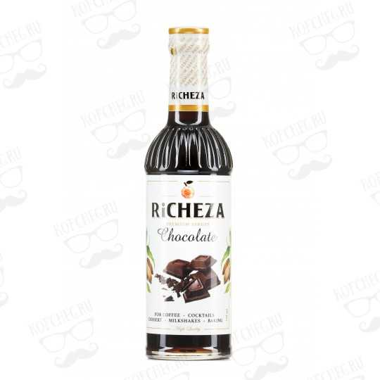 Сироп Шоколад Richeza 0,3л