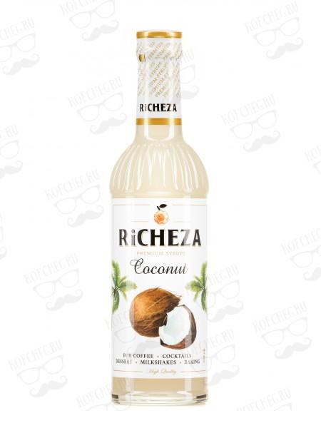 Сироп Кокос Richeza 0,3л