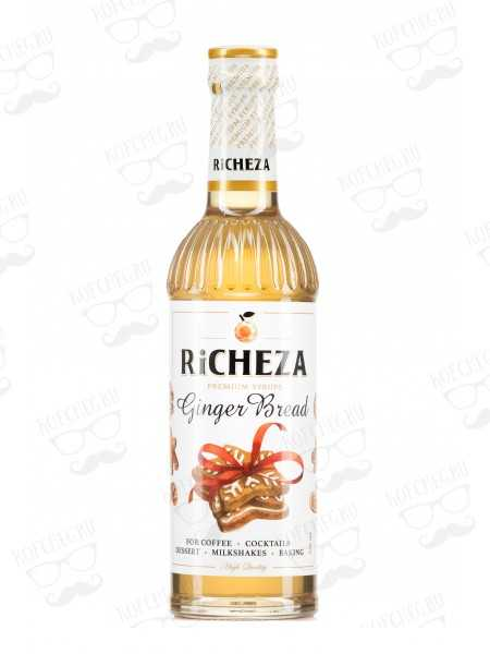 Сироп Имбирный пряник Richeza 0,3л