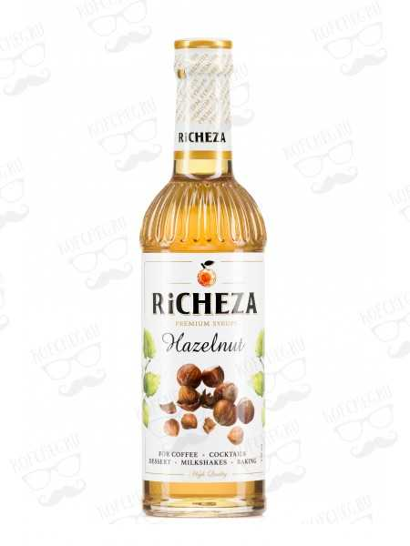 Сироп Фундук Richeza 0,3л
