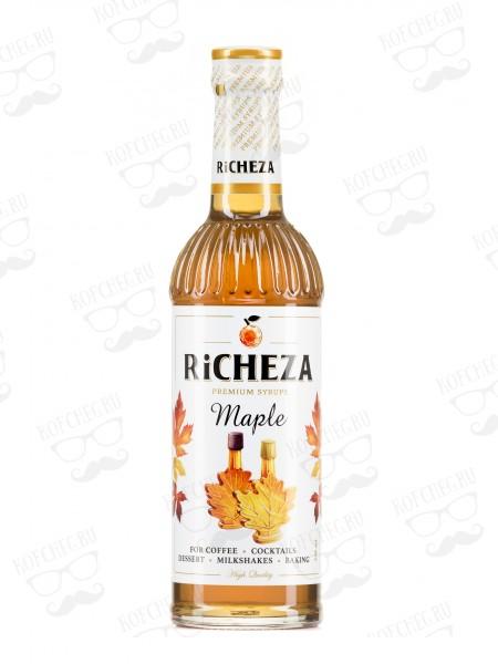 Сироп Кленовый Richeza 0,3л