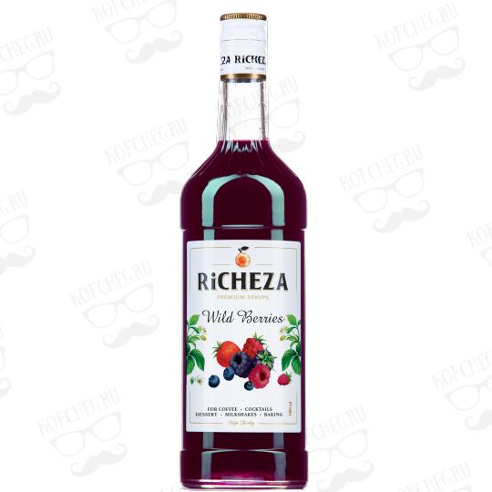 Сироп Лесные ягоды Richeza 1 л.