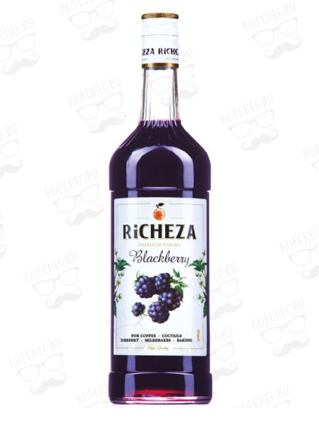Сироп Ежевика Richeza 1 л.