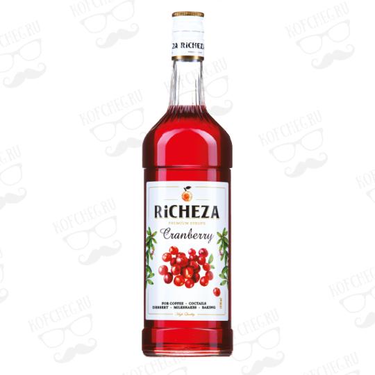 Сироп Клюква Richeza 1 л.