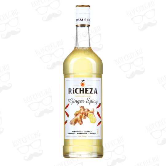 Сироп Имбирь Спайси Richeza 1 л