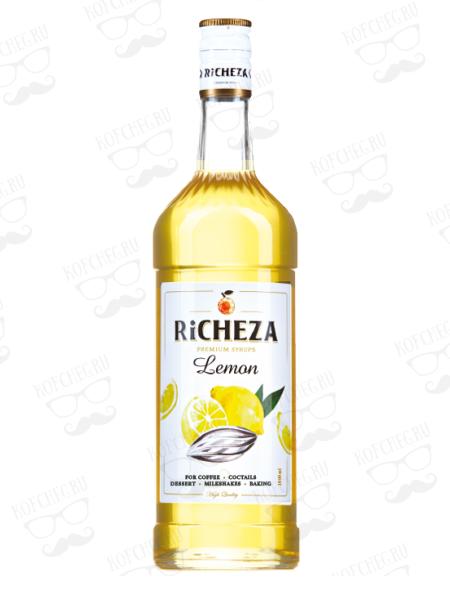 Сироп Лимон Richeza 1 л.