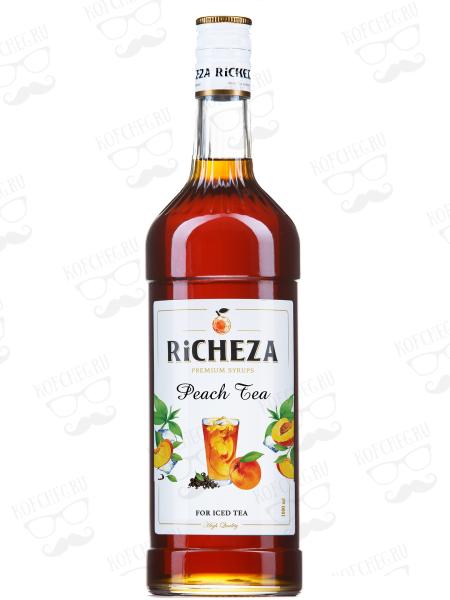 Сироп Чай с персиком Richeza 1 л.