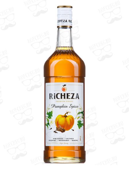 Сироп Пряная Тыква Richeza 1 л.