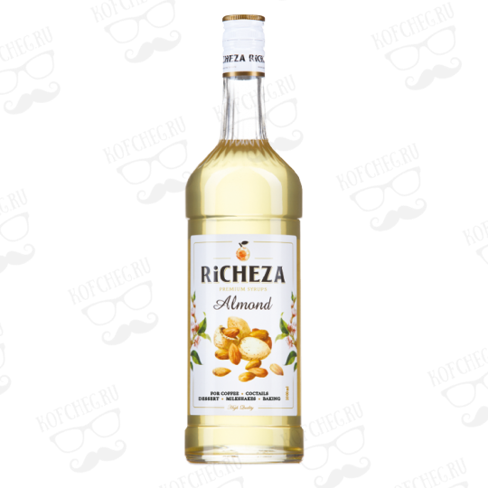 Сироп Миндаль Richeza 1 л.