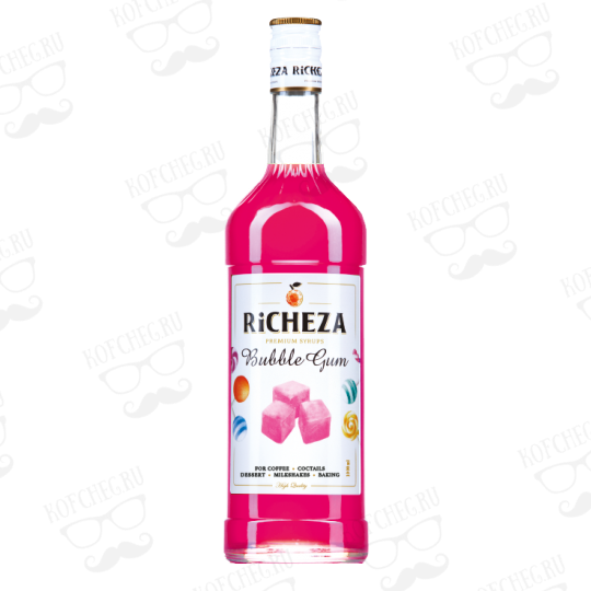 Сироп Бабл гам Richeza 1 л.