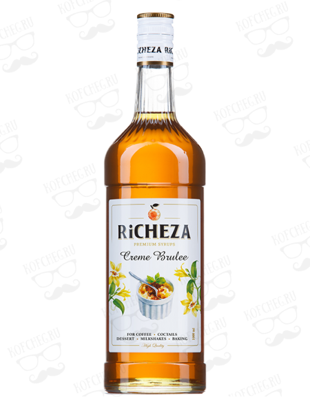 Сироп Крем-Брюле Richeza 1 л.