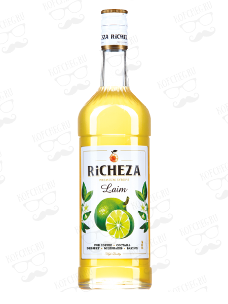 Сироп Лайм Richeza 1 л.