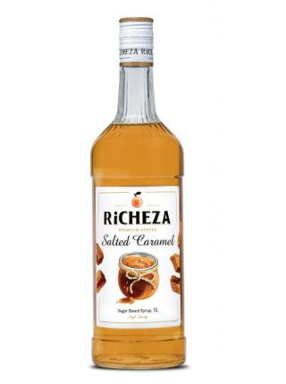 Сироп Соленая карамель Richeza 1 л.
