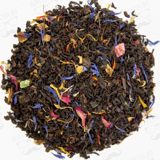 Мулен Руж в Париже / Мартиника Чай на основе черного