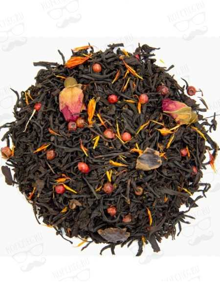 Роза Венеции Чай на основе черного