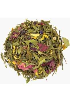 Тропические цветы Фруктовый чайный напиток