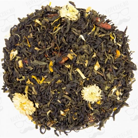 Улыбка Гейши Чай на основе зеленого