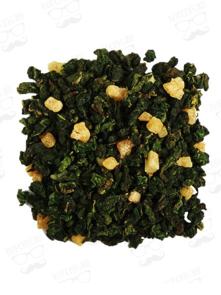 Улун Медовая дыня Китайский зеленый чай