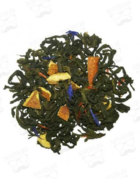 Леди Грей Чай на основе зеленого