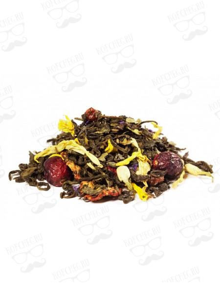 Сокровища Японии Чай на основе зеленого