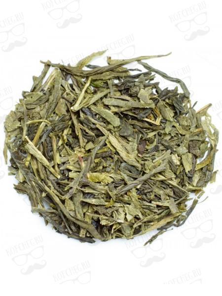 Сенча Японский зеленый чай