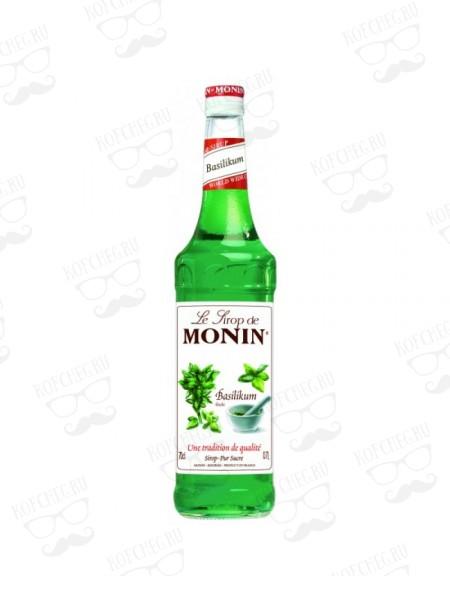 Сироп Monin Базилик 0,7 л