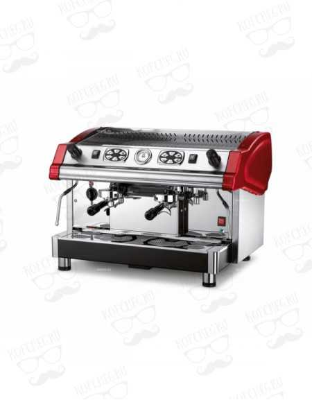 Профессиональная кофемашина Royal Tecnica 2GR-A 14LT
