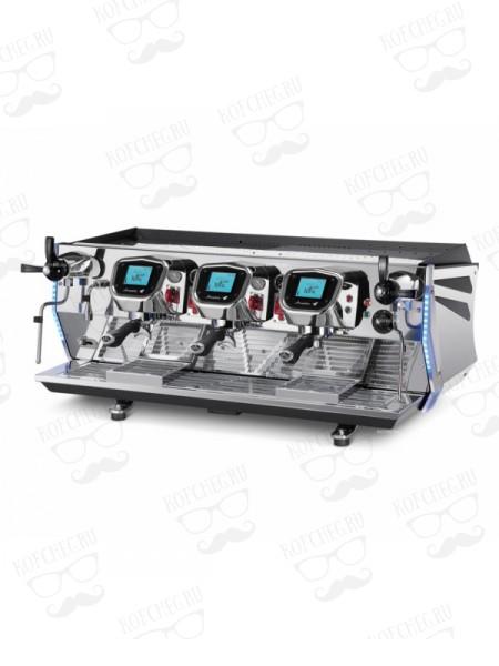 Профессиональная кофемашина Royal Aviator 3GR-A 21LT