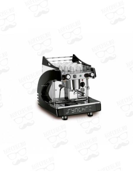Профессиональная кофемашина Royal Synchro 1GR-S 4LT Motor-pump
