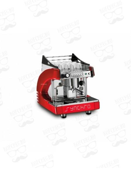 Профессиональная кофемашина Royal Synchro P6  1GR-A 7LT Motor-pump