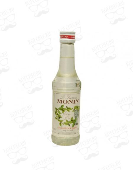 Сироп Monin Мохито ментол 0.25 л, стекло