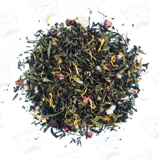 Дыня со сливками Чай на основе черного
