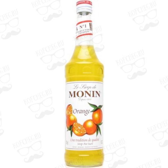 Сироп Monin Апельсин, стекло, 1л